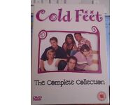 Cold Feet - The Complete Series - DVD Box Set