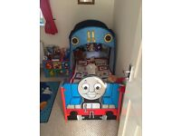 Thomas Junior Bed and Toy Box