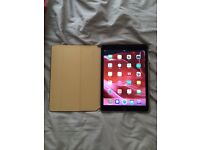 iPad air 2 with box, 64GB, Space grey, Perfect condition, Luxury Leather case, smart adonit stylus