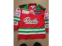 Cardiff Devils signed jersey