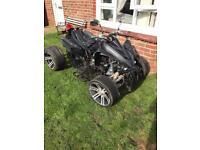 Jinling 250cc quad