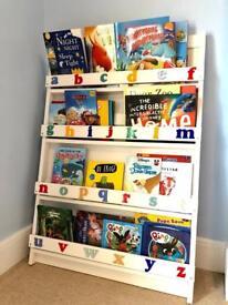 'Tidy Books' ABC Bookcase