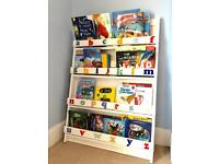 'Tidy Books' ABC Bookcase
