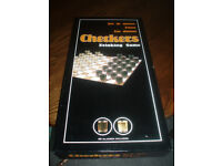 CHECKERS Drinking Game