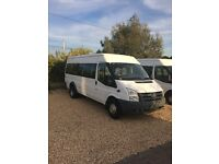 2010 , ford , transit , minibus , 2400cc , diesel, 17 seater , very clean , FFSH , suit export