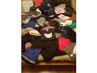 Huge bundle of women's clothing size 20 to 22