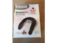 Homedics Shiatsu Neck Massager
