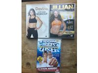 Exercise/Workout DVDs