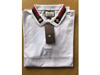 Gucci polo top brand new tagged