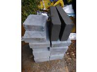 75 mm. Celcon blocks. Light weight blocks. 15½