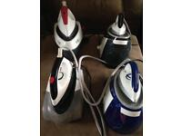 Lot of 4 Steam Glide iron's - spars or repair