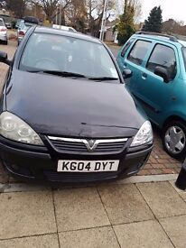 Vauxhall Corsa twinsport 1.4 petrol
