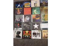 25 music cds mainly alternative some rare