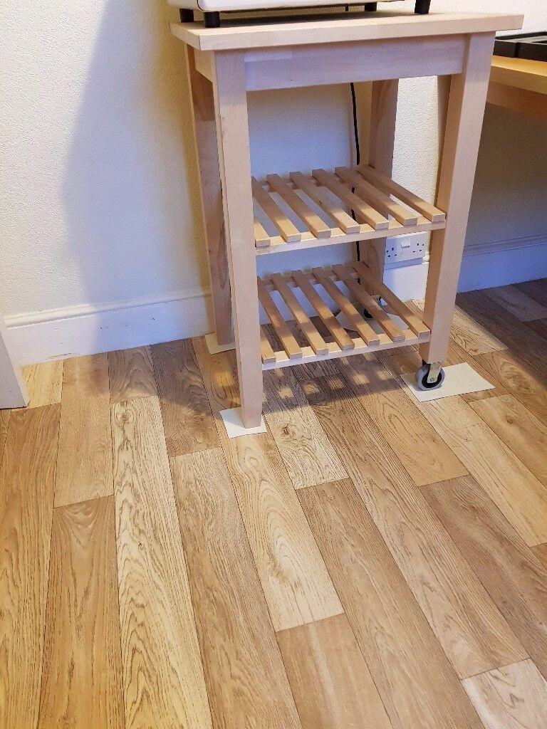 Ikea table/trolley