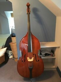 Stentor 1 1950 Double Bass For Sale