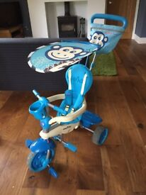 SmarTrike in Great Condition for ages 10 months to 3 years