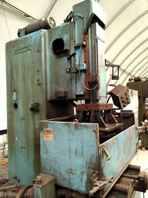 2 Very Large Cincinnati Edm Machines Plungerram Type Complete Documentation.