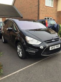 Ford S-Max 12 Plate