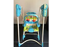 3 in 1 Fisher Price Rocker Swing