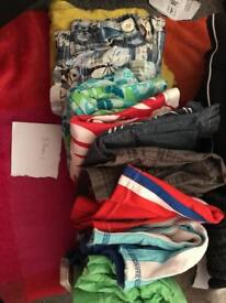 Various bundles boys clothes