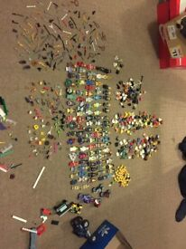 Job lot Lego figurines and accessories open to offers