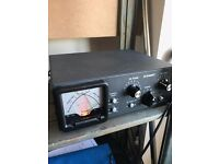 Comet CAT-300 high power cross needle antenna tuner in excellent working order and condition