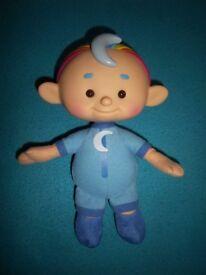 CBeebies Talking Cloud Babies Baba Blue IP1