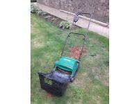 Black and Decker Lawn Scarifier