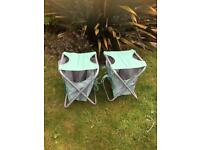 Pair of Collapsible Picnic/Beach/Garden Chairs