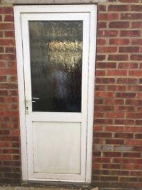 Plastic door and Window