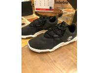 Timberland Earth rally Oxford knit black size 5