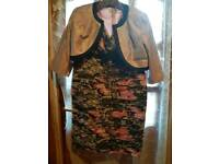 Condici dress and jacket size 20