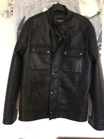 Firetrap PU jacket