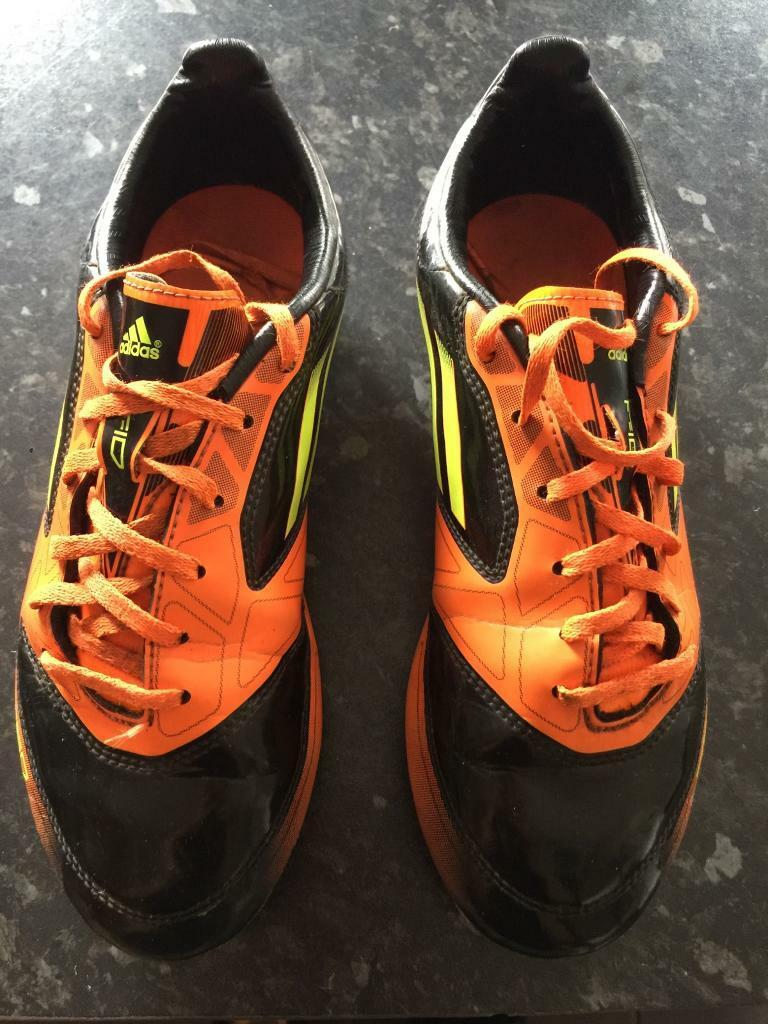 Adidas football boots size 4in Culverhouse Cross, CardiffGumtree - Adidas F50 football boots size 4Plastic studsGood used conditionCollection onlyAny questions please ask