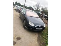 2007 CITROEN C5 IN FOR BREAKING SPARES PARTS CHELMSFORD ESSEX LONDON