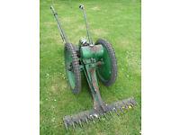 Allen Scythe Lawn Mower Paddock Tractor GOOD WORKING ORDER