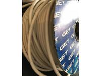 100M Coaxial TV Cable