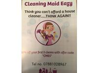 Cleaning service in Fife