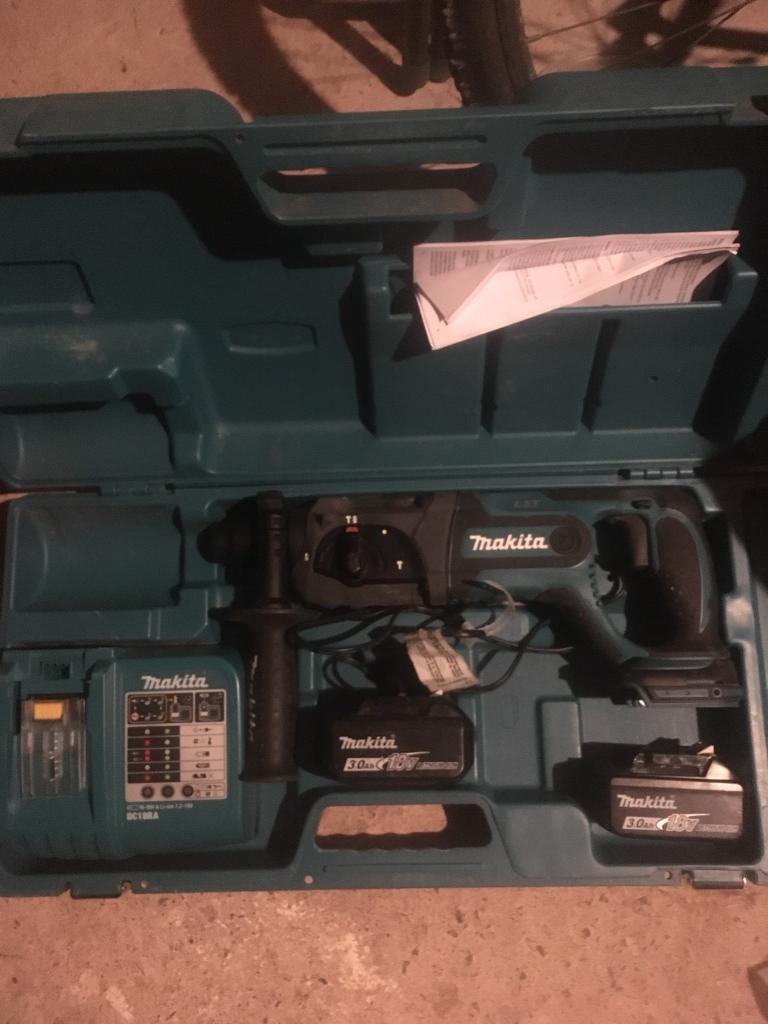 Makita 18 volt sds cordless drill