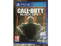 Call of Duty Black Ops 3. PS4 good condition