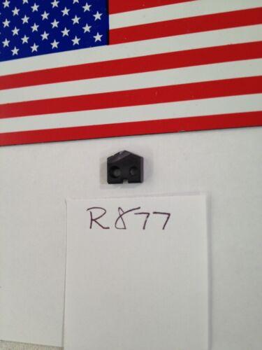 """1 NEW 10 MM ALLIED SPADE DRILL INSERT BIT. 45YH-10 AMEC. (.394"""") USA. T (R877)"""