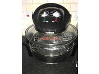 Tower air cooker