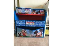 Mickey Mouse storage