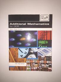 Additional Mathematics by