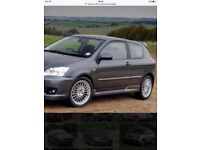 Toyota Corolla T sport parts from 01 to 07