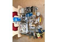 Job lot of mix builder bits