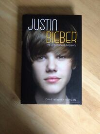 Justin Bieber Book (The Unauthorised Biography)