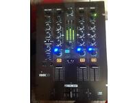Reloop RMX-33i 3+1 Channel Digital DJ Mixer with Built-In Effects FX