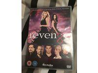 Revenge season 4 dvd box set