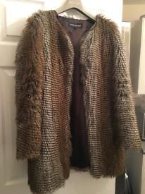 Ladies Faux Fur Jackets